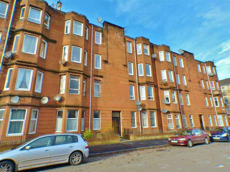2 Bedrooms Apartment Flat for sale in Elizabeth Street, Ibrox, Flat 0/1, GLASGOW