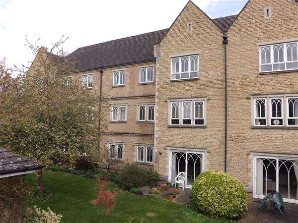 2 Bedrooms Retirement Property for sale in The Cloisters, Pegasus Grange, Whitehouse Road, Oxford