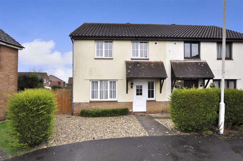 3 Bedrooms Semi Detached House for sale in Herringham Green, Chelmer Village