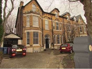 2 Bedrooms Flat for sale in Croxteth Road, Princes Park, Liverpool