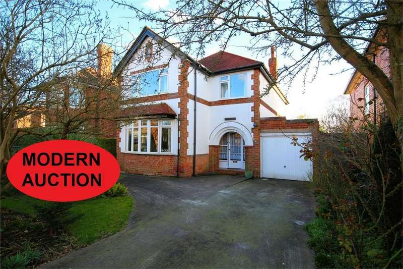 4 Bedrooms Detached House for sale in Hall Walk, Cottingham, East Riding of Yorkshire