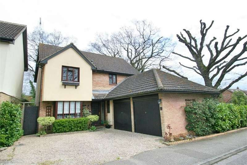 4 Bedrooms Detached House for sale in Playle Chase, Great Totham, MALDON, Essex