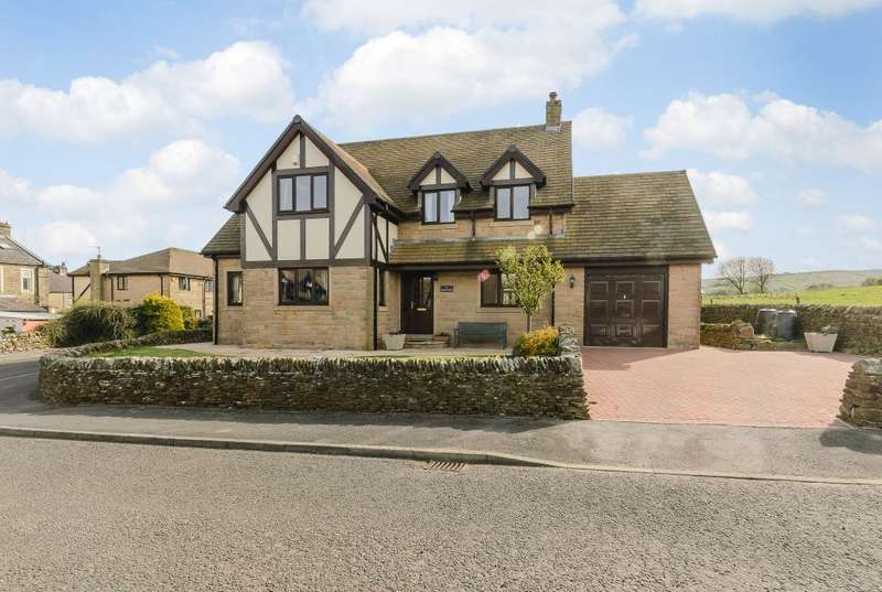 4 Bedrooms Detached House for sale in Foster Road, Barnoldswick, Lancashire BB18 5LW