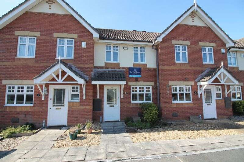 2 Bedrooms Terraced House for sale in Hampton Chase, Noctorum