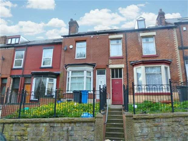 3 Bedrooms Terraced House for sale in Firth Park Road, Sheffield, South Yorkshire