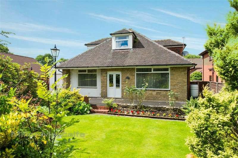 4 Bedrooms Detached House for sale in Stitch Mi Lane, Harwood, Bolton, Lancashire