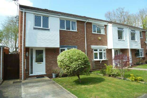 3 Bedrooms End Of Terrace House for sale in Mitford Close Reading