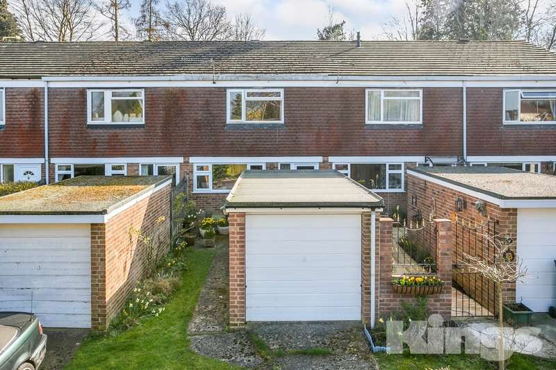 3 Bedrooms Terraced House for sale in Little Mallet, Langton Green, Tunbridge Wells