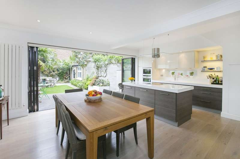 3 Bedrooms Semi Detached House for sale in Thurleigh Avenue, Battersea, London