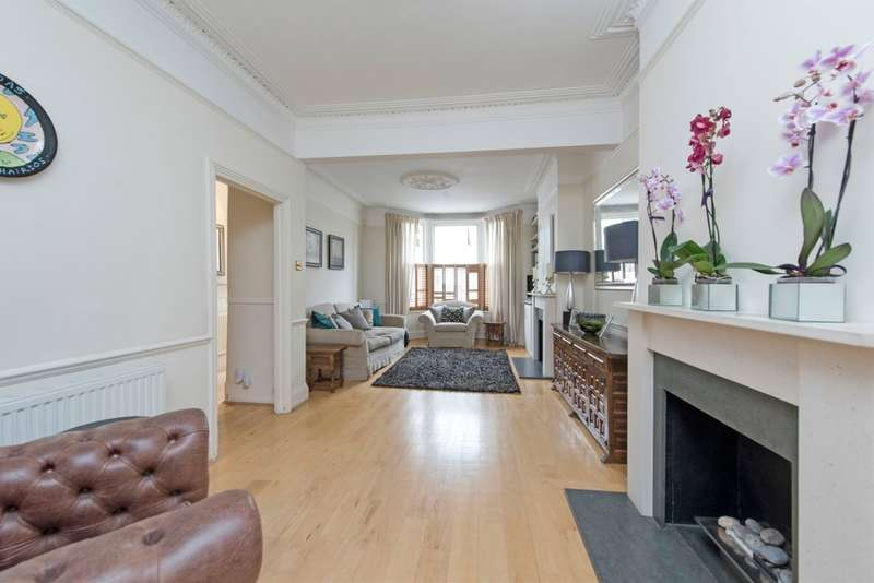 5 Bedrooms Terraced House for sale in Grandison Road, Battersea, London