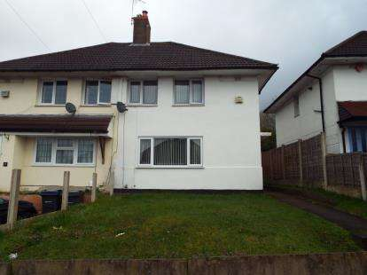 3 Bedrooms Semi Detached House for sale in Bandywood Road, Kingstanding, Birmingham, West Midlands