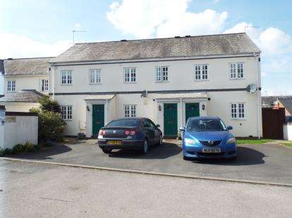 2 Bedrooms Terraced House for sale in Lansdowne Mews, Port Street, Evesham, Worcestershire