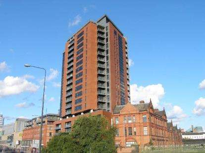 2 Bedrooms Flat for sale in Mirabel Street, Manchester, Greater Manchester