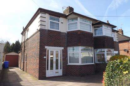 3 Bedrooms Semi Detached House for sale in Chell Green Avenue, Stoke On Trent, Staffordshire