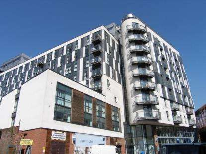 3 Bedrooms Flat for sale in Fresh, 138 Chapel Street, Salford, Greater Manchester