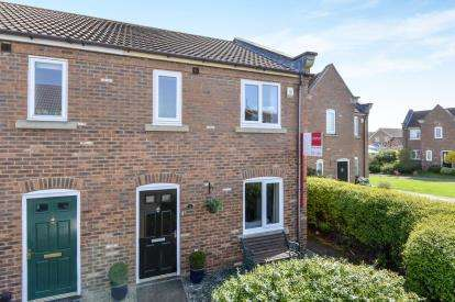 3 Bedrooms End Of Terrace House for sale in Raydale Beck, Ingleby Barwick, Stockton On Tees