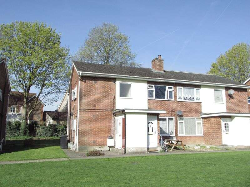 2 Bedrooms Flat for sale in Redfield Court, Newbury