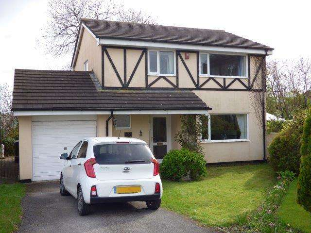 4 Bedrooms Detached House for sale in Chapel View, Overton, LA3 3EP