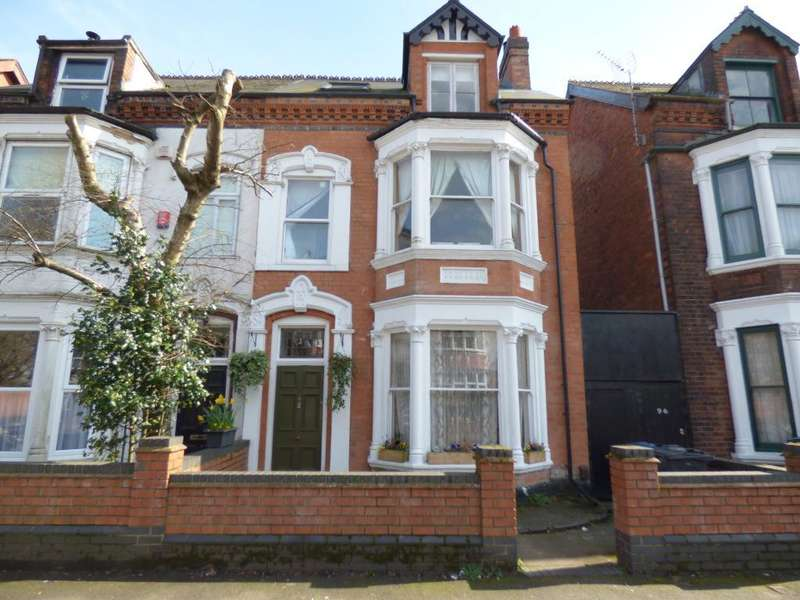 5 Bedrooms Semi Detached House for sale in Gillott Road, Edgbaston, Birmingham, B16 0ES