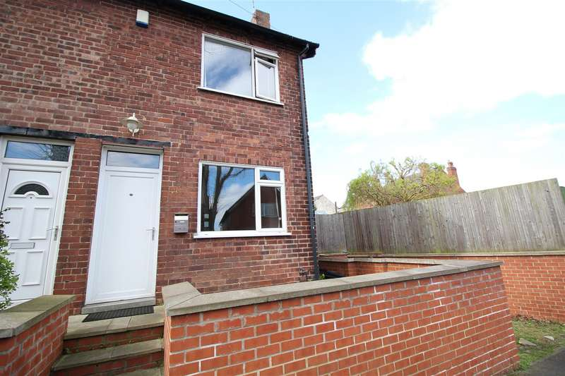 2 Bedrooms Property for sale in Kingsway, Ilkeston