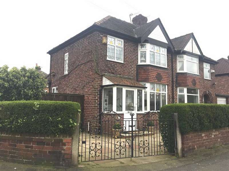 3 Bedrooms Semi Detached House for sale in Town Lane, Denton, Manchester