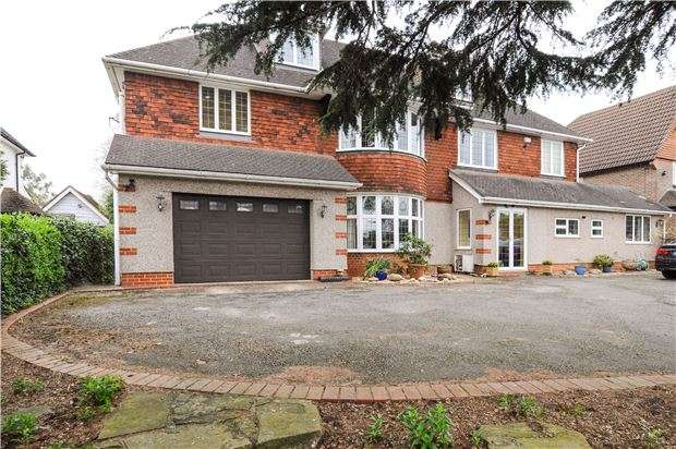 6 Bedrooms Detached House for sale in Woodcote Grove Road, COULSDON, Surrey, CR5 2AN