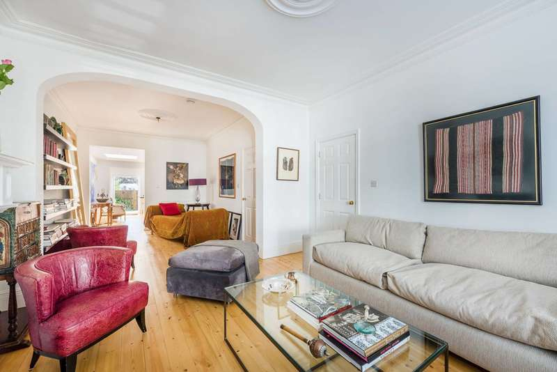 5 Bedrooms House for sale in Shakespeare Road, Poet's Corner, W3
