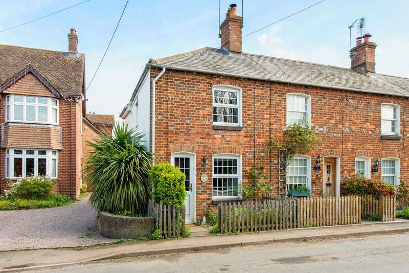2 Bedrooms End Of Terrace House for sale in Station Road, Long Marston