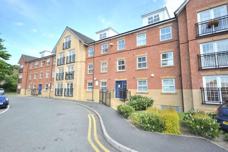 2 Bedrooms Flat for sale in Sandringham Court, Alwoodley
