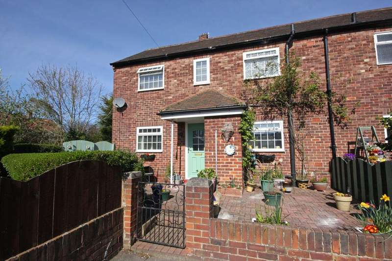 2 Bedrooms Semi Detached House for sale in Fairfield, Pelton, Chester-le-Street DH2 1DN