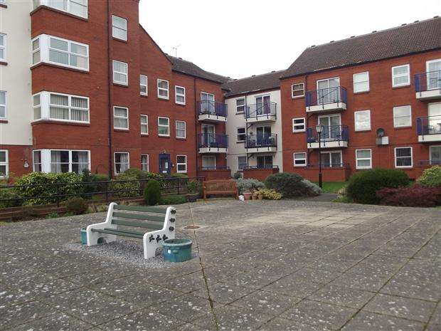 1 Bedroom Apartment Flat for sale in Waverely Wharf Bridgwater TA6