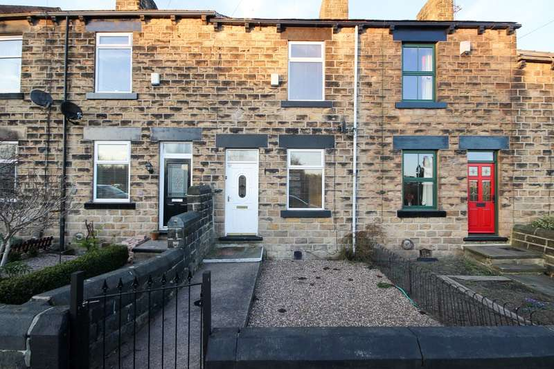 2 Bedrooms Terraced House for sale in Shaw Lane, Barnsley, South Yorkshire, S70