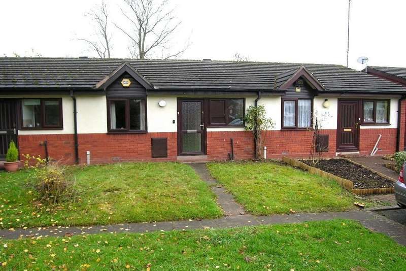 1 Bedroom Retirement Property for sale in PRESTWOOD COURT, OFF WOLVERHAMPTON ROAD, STAFFORD ST17