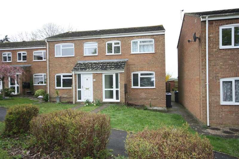 3 Bedrooms Semi Detached House for sale in Melor View, Amesbury, Salisbury
