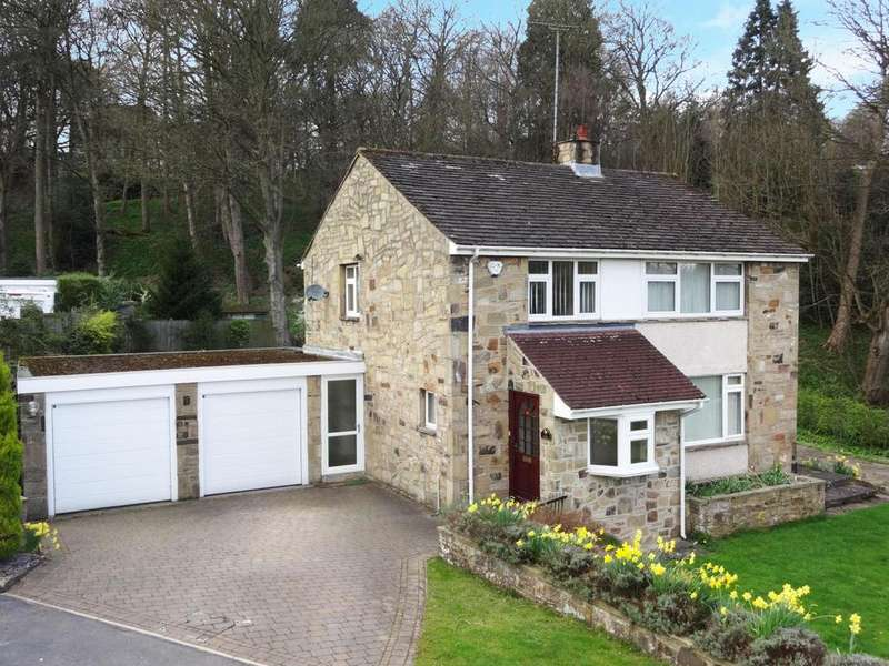4 Bedrooms Detached House for sale in Hall Close, Bramhope