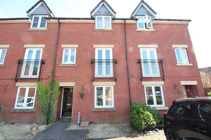 4 Bedrooms Terraced House for sale in Drum Tower View, Caerphilly