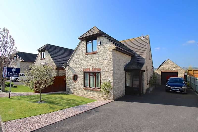 3 Bedrooms Detached House for sale in CAULDRON BARN ROAD, SWANAGE