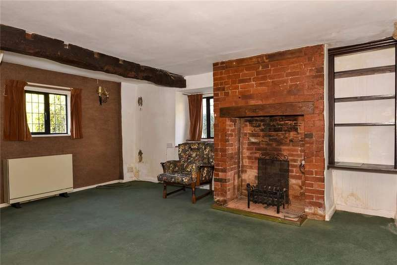 3 Bedrooms Semi Detached House for sale in The Street, All Cannings, Devizes, Wiltshire
