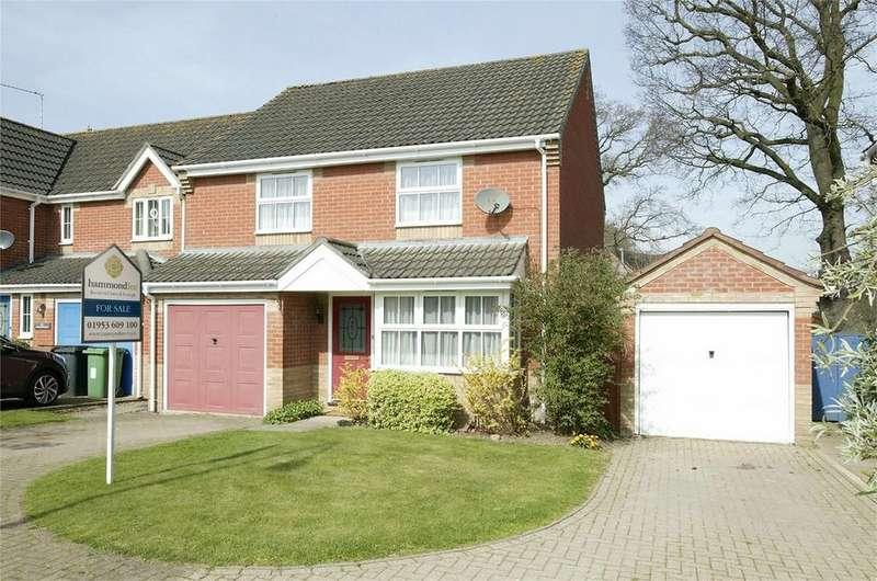3 Bedrooms Detached House for sale in Churchfields, Hethersett, Norfolk