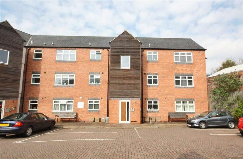 2 Bedrooms Apartment Flat for sale in The Wharf, Diglis Road, Worcester, Worcestershire, WR5