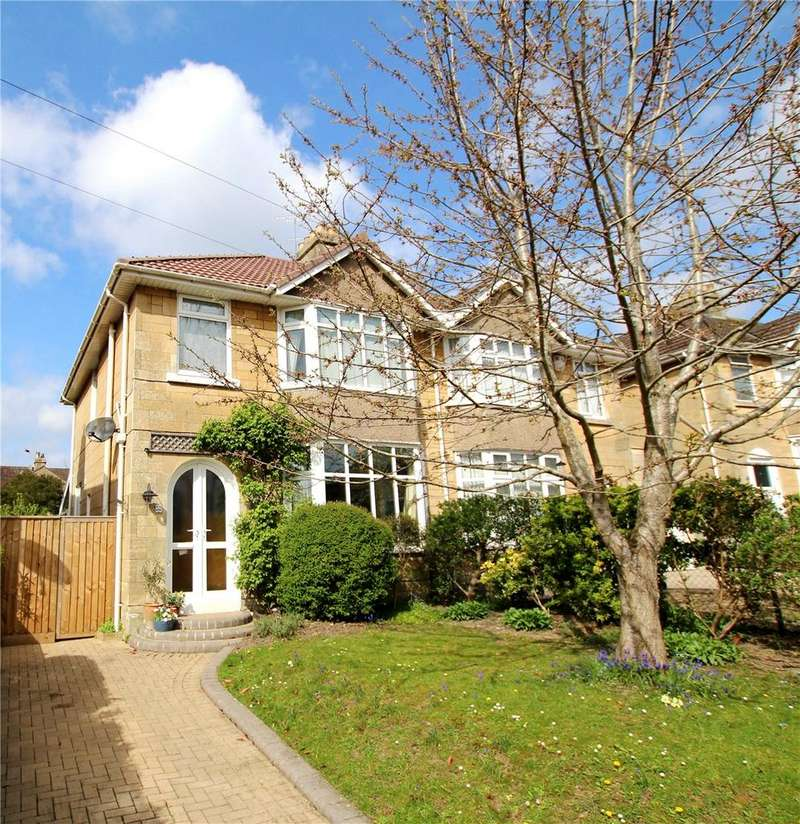 3 Bedrooms Semi Detached House for sale in Rosslyn Road, Bath, Somerset, BA1