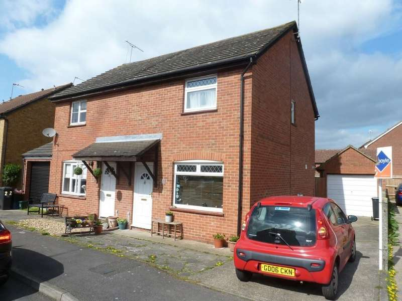 3 Bedrooms Semi Detached House for sale in Redshank Drive , Heybridge