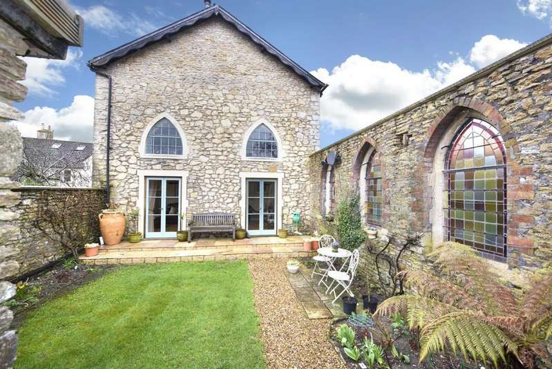 5 Bedrooms End Of Terrace House for sale in Castle Street, Nunney