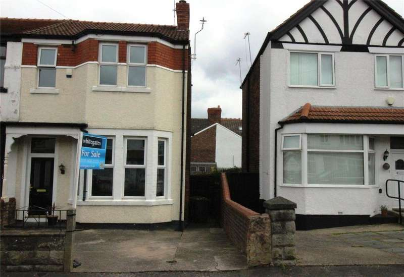 3 Bedrooms Semi Detached House for sale in Cecil Road, Birkenhead, Merseyside, CH42