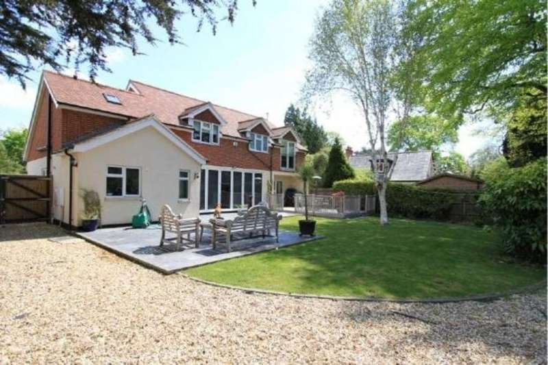 4 Bedrooms Detached House for rent in Sunnyside, Butts Ash Lane