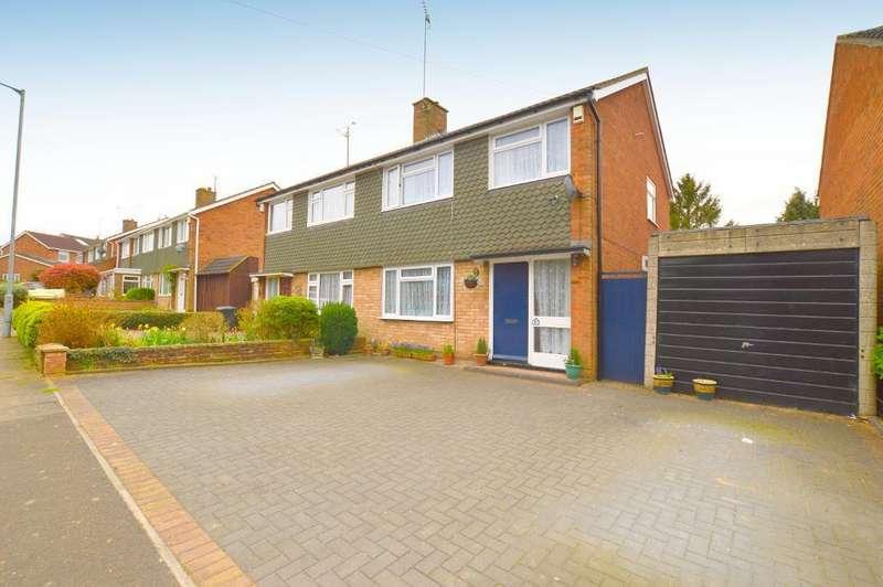 3 Bedrooms Semi Detached House for sale in Arbroath Road, Luton, LU3 3LA