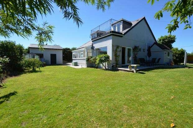 5 Bedrooms Detached House for sale in Vollards Lane, Hatt, Saltash, Cornwall