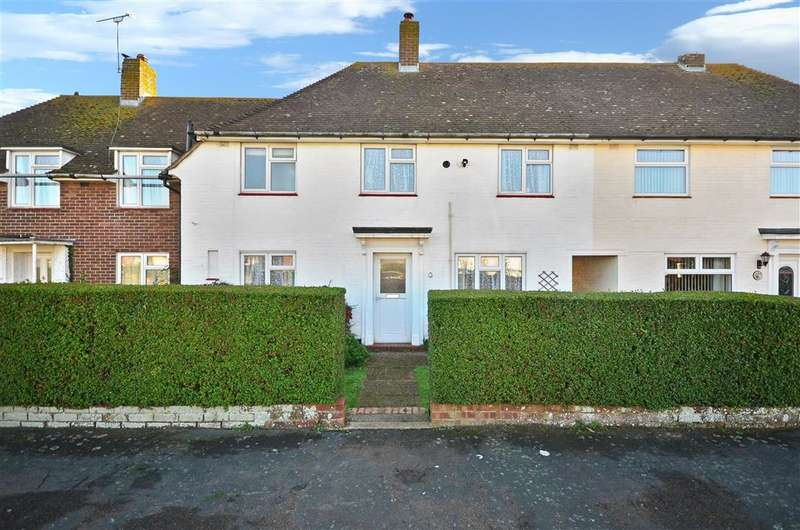 3 Bedrooms Terraced House for sale in The Green, Lydd, Romney Marsh, Kent