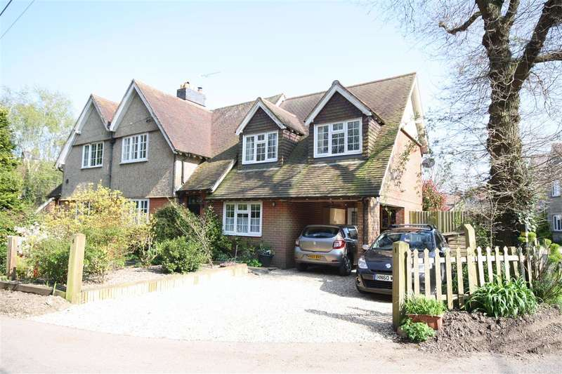 3 Bedrooms House for sale in Nr Wickham