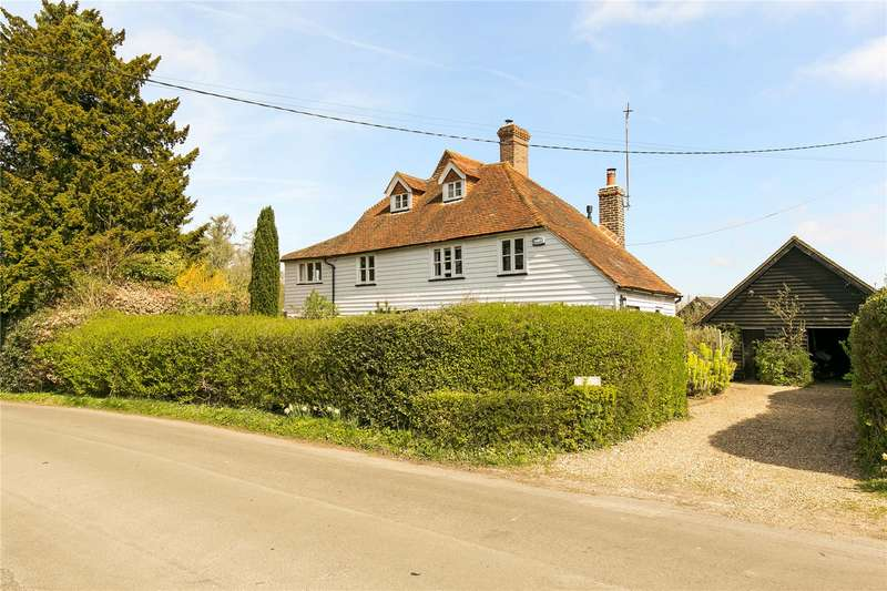 5 Bedrooms Detached House for sale in Rosemary Lane, Flimwell, Wadhurst, East Sussex, TN5